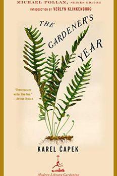 The Gardener's Year book cover