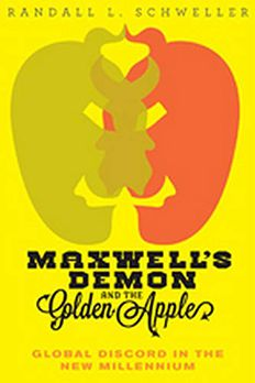 Maxwell's Demon and the Golden Apple book cover