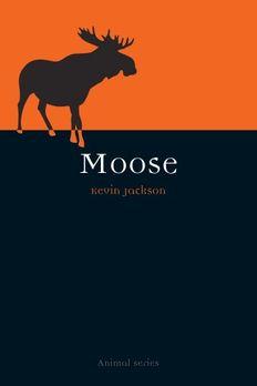 Moose book cover