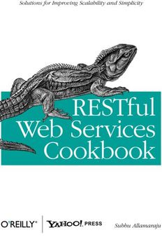 RESTful Web Services Cookbook book cover