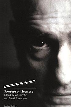 Scorsese on Scorsese book cover