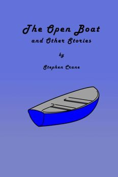 The Open Boat and Other Stories book cover