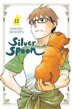Silver Spoon Vol. 11 book cover