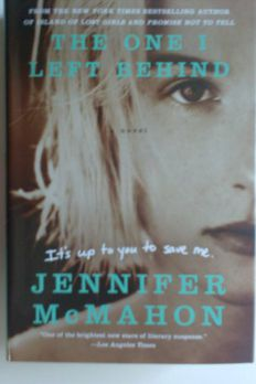 The One I Left Behind book cover