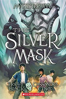 The Silver Mask book cover