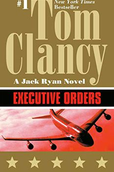 Executive Orders book cover