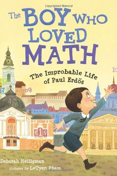 The Boy Who Loved Math book cover