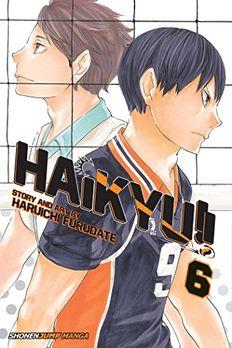 Haikyu!!, Vol. 6 book cover