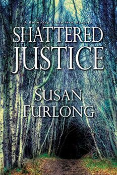 Shattered Justice book cover