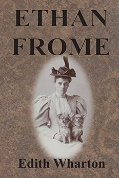 Ethan Frome book cover