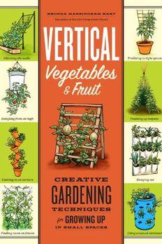 Vertical Vegetables & Fruit book cover