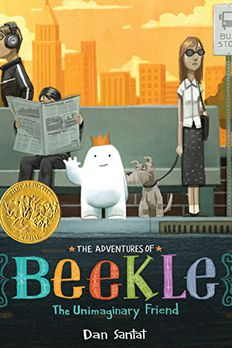 The Adventures of Beekle book cover