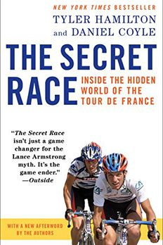 The Secret Race book cover