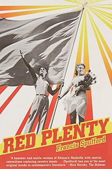 Red Plenty book cover