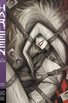 Harleen (2019) #3 book cover