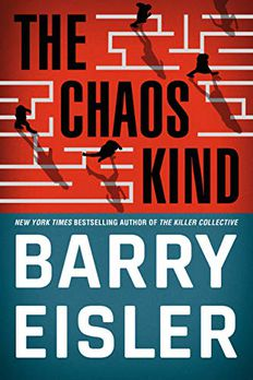 The Chaos Kind book cover