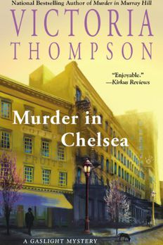 Murder in Chelsea book cover