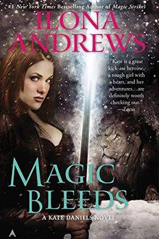 Magic Bleeds book cover