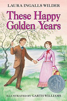 These Happy Golden Years book cover