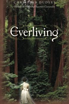 Everliving book cover