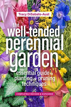 The Well-Tended Perennial Garden book cover