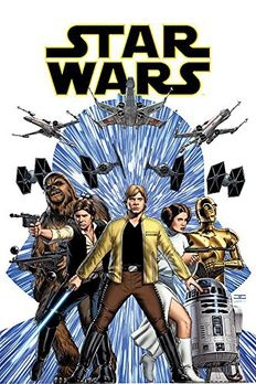 Star Wars, Vol. 1 book cover