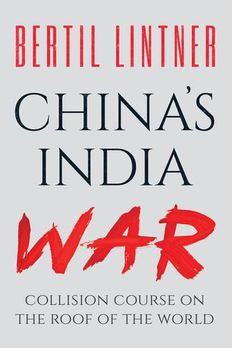 China's India War book cover