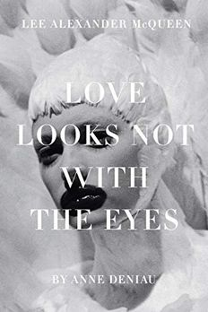 Love Looks Not with the Eyes book cover