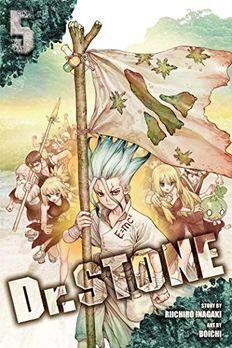 Dr. STONE, Vol. 5 book cover