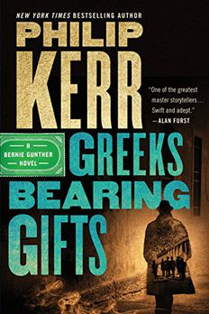 Greeks Bearing Gifts book cover