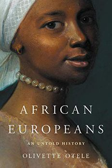 African Europeans book cover