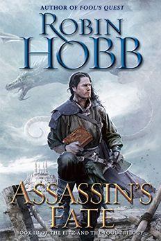 Assassin's Fate book cover