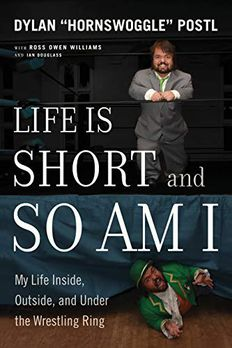 Life Is Short and So Am I book cover