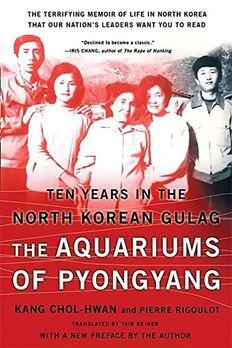 The Aquariums of Pyongyang book cover