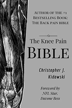 The Knee Pain Bible book cover