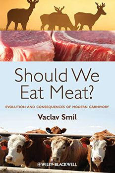 Should We Eat Meat? book cover