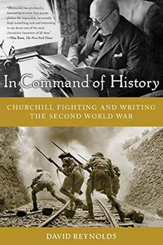 In Command of History book cover