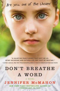 Don't Breathe a Word book cover