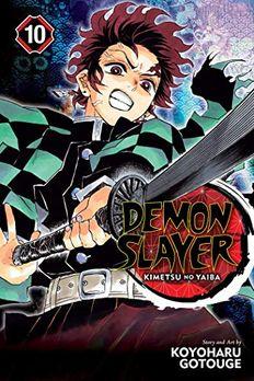 Demon Slayer book cover