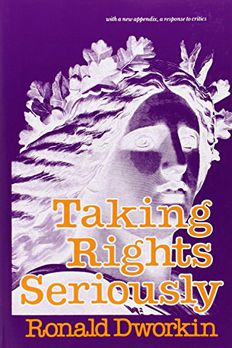 Taking Rights Seriously book cover