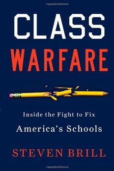 Class Warfare book cover