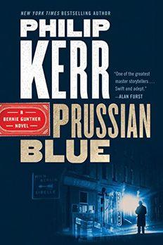 Prussian Blue book cover