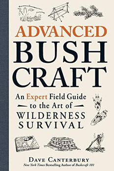 Advanced Bushcraft book cover