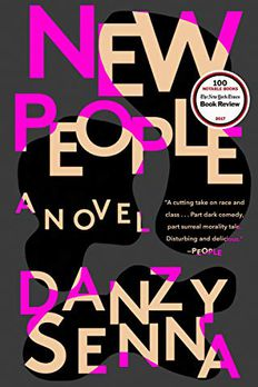 New People book cover