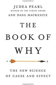 The Book of Why book cover