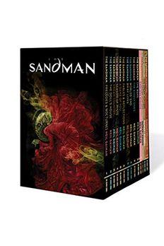 Sandman Box Set book cover