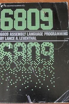 Assembly Language Programming book cover