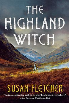 The Highland Witch book cover