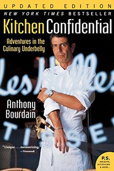 Kitchen Confidential book cover