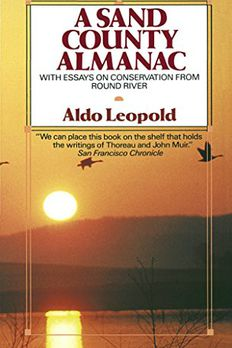 A Sand County Almanac book cover